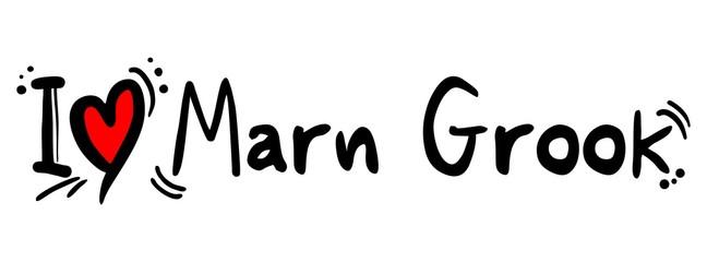 Marn grook love