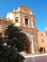 Our Lady of the Sorrow church, Marsala, Sicily, Italy