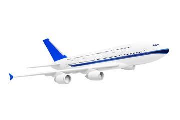 Model of plane