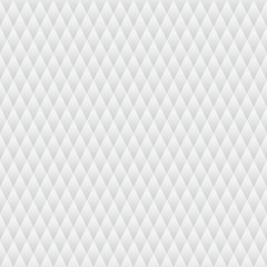 Seamless background gray rhombuses