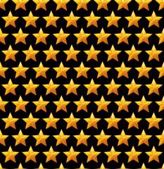 Seamless Star Background.  Pattern.