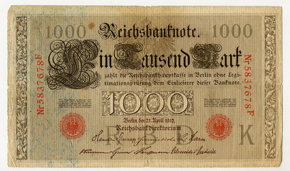 reichsbanknote 003