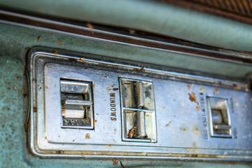 Fensterheber, Us Car Oldtimer