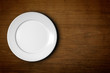 empty plate - 72299417