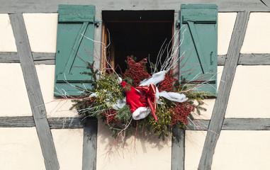 Alsatian Christmas Decoration