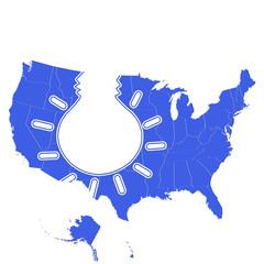 USA map ed idea