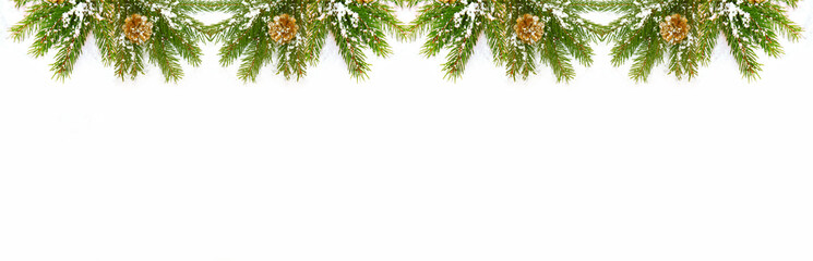 Christmas background. Eve framework.