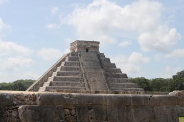 Maya Piramide Chichén Itzá