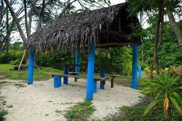 Cabin in Blue Hole-Efate