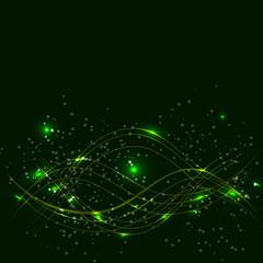 Background фон зеленый фон