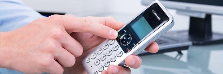 kundendienst am telefon