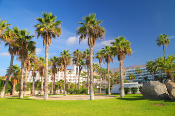 travel, vacation in the Canary Islands