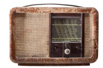Vintage Old Radio 1940s
