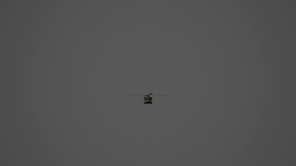 Black Hawk Overflight