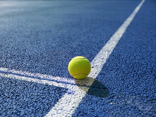 Bola de tenis