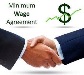 Minimum wage agreement