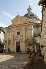Chiesa nuova in Assisi