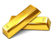 Golden bars - 72310078