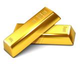 Golden bars - 72310078