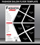 fashion Salon Flyer Template