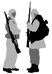 Arab sniper