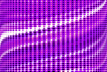 purple violet spotted optical vision illusion 3d background