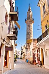 Street of Chania