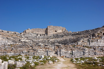 Miletus amphitheater 1