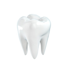 tooth 3d illustration