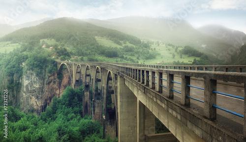 Bridge dzhurzhevicha Montenegro - 72321226