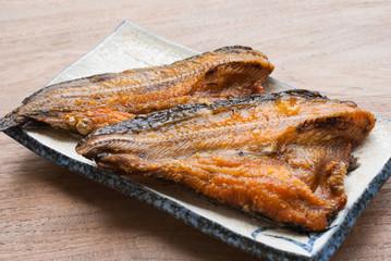 Fried Catfish, thai food