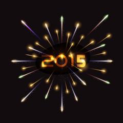 2015 feu d'artifice