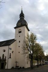 Pfarrkirche St. Walburga in Meschede/Sauerland