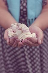 Dolcetti di cotone dolce