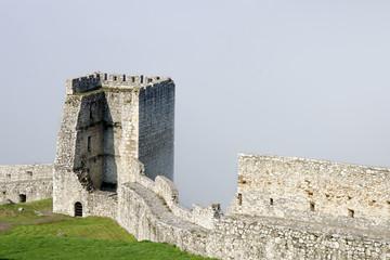 Spissky hrad castle, Slovakia