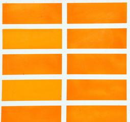 rectangle orangé