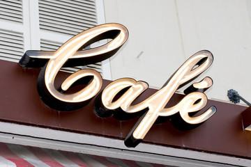 Café rétro