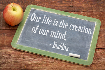 Buddha quote on life
