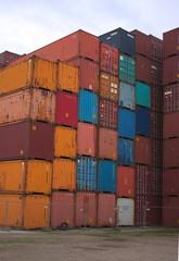 Container Lager-II-Hamburg