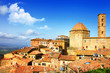 medieval Volterra, Tuscany