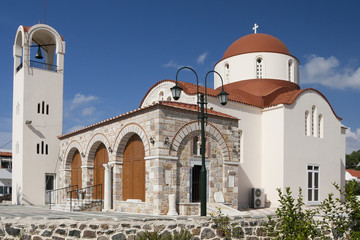 Church in Antimahia, Kos, Greece