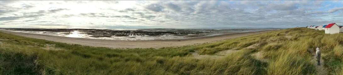 Gouville sur mer - Panorama