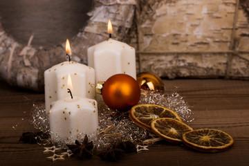 helle kerzen - dritter advent