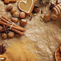 christmas baking spices