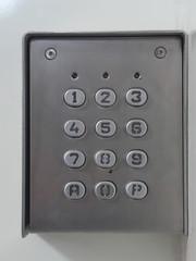 keypad numbers