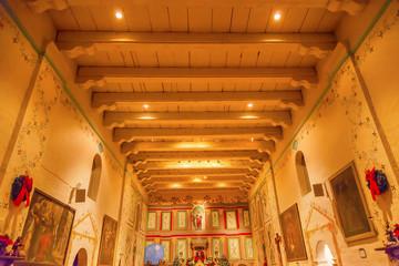 Old Mission Santa Ines Solvang California Basilica