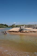 Irminio, foce fiume Irminio, Ragusa, Donnalucata