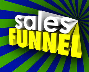 Sales Funnel Lead Nurturing Qualified Prospects Customers