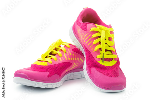 Leinwanddruck Bild Sport shoes