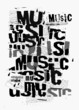 Постер, плакат: Музыка